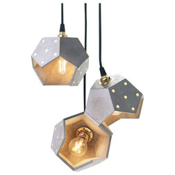 Contemporary Pendant Lighting by Plato Design