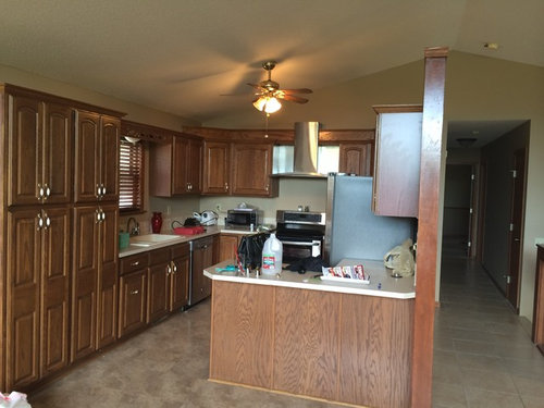 What Should I Put On Top Of The Kitchen Cabinets