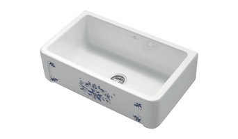 Exclusive Fireclay Kitchen Sinks
