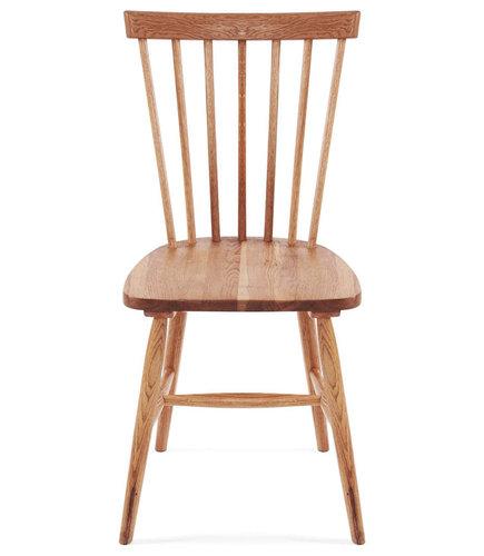 Wood H17 Pinnstol, Ek - Spisebordsstole