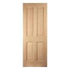 Oregon 4-Panel Interior Door, 82x204 cm