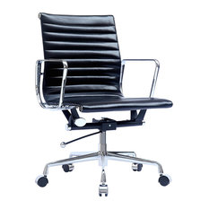contemporary most comfortable office chairs | houzz