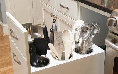 10 Idee da Rubare alle Cucine Professionali