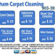 Bonham TX Carpet Cleaning's photo