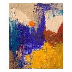 'L'Orange' Original Painting by Lesli Marshall