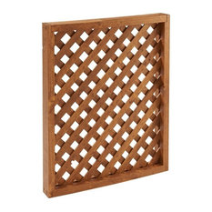 Outdoor GreatRoom Company Redwood Lattice Roof for SONOMA 12 (Set of 3)