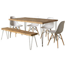Fancy Dining Tables by Urban Wood Goods