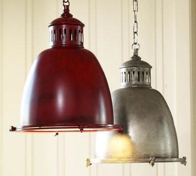 Pendant Lighting by Pottery Barn