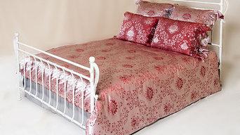 """Коплект  шелкового постельного белья """"Angelica"""""""