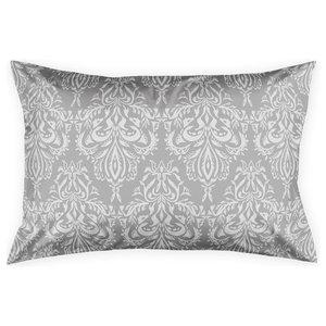 The Pillow Collection Kiasax Damask Bedding Sham Teal Standard//20 x 26