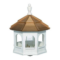 Mayfield Large Painted Gazebo Birdfeeder