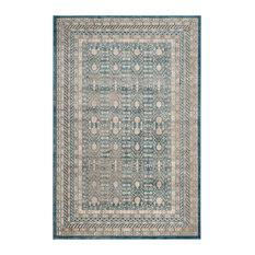 Safavieh Sofia Woven Rug, Blue/Beige, 9'x12'