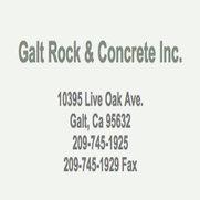 Galt Rock & Concrete Incさんの写真