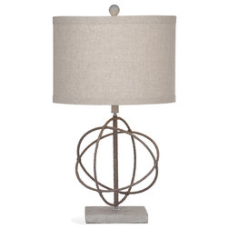 Beach Style Table Lamps by RugMethod