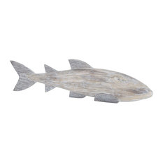 Cocos Island Wooden Whale