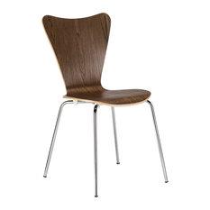 Elgin Side Chair, Walnut, Set of 4
