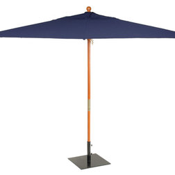 Contemporary Outdoor Umbrellas by Oxford Garden