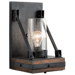 Industrial Wall Sconces by Lighting New York
