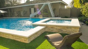 Elevated Pool Paradise