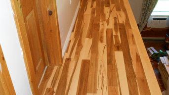 Prefinished Red Leaf Maple Flooring