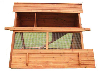 Attractive Portable Chicken Coop For 3 To 5 Hens   Birdhouses