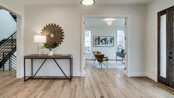 Oak Wood Installation