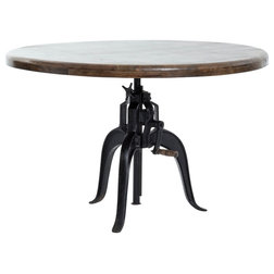 Industrial Dining Tables by World Bazaar Outlet