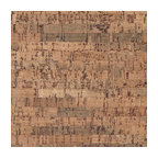 """11.8""""x23.6"""" Coral Cork Wall Tiles, Set of 11"""