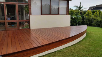 Curved Deck
