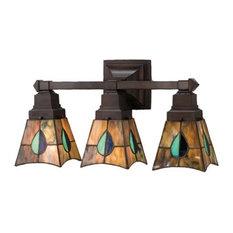 Mackintosh Leaf Vanity Lamp