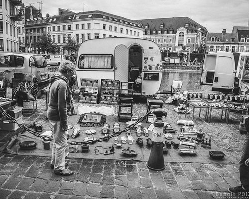 Braderie de Lille 2015 - Photographie