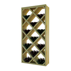 Tilly Wine Rack, Pine