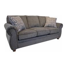 Whitney Sleeper Sofa With Queen Mattress, Memory Flex