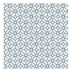 American Wallpaper Design Modern Geometric Blue Bolt