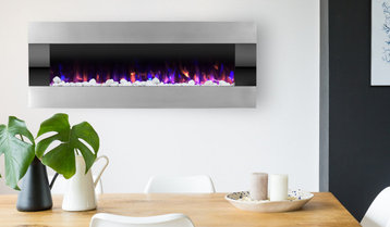 Fireplaces and Accessories With Free Shipping