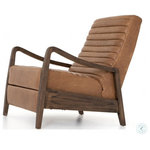 Zin Home - Warm Taupe Chance Recliner - ONE TIME LISTING - Warm Taupe Chance Recliner