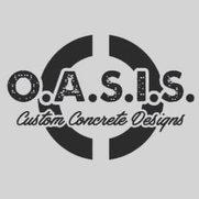 O.A.S.I.S. Custom Concrete Designs's photo
