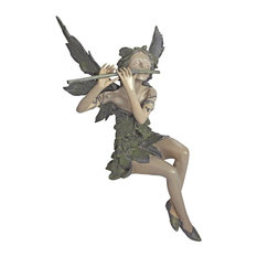 Fairy Of The West Wind Sitter Statue