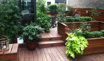 Best Custom Wood Planter Boxes by nyplantings