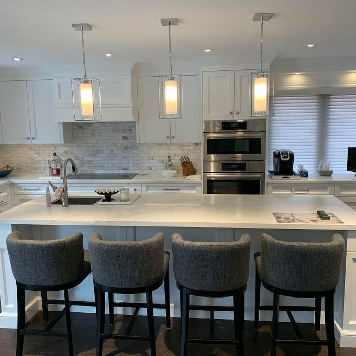 White Kitchen Design and Builds