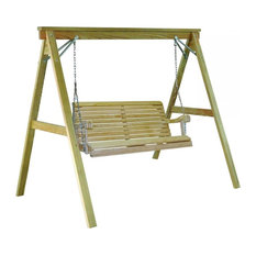 Pine Porch Swing Stand
