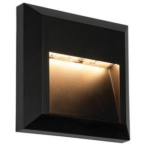 Severus Square Indirect IP65 1 W Guide Light