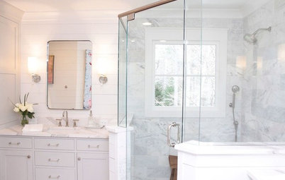 Room of the Day: Ditching the Tub for a Spacious Shower