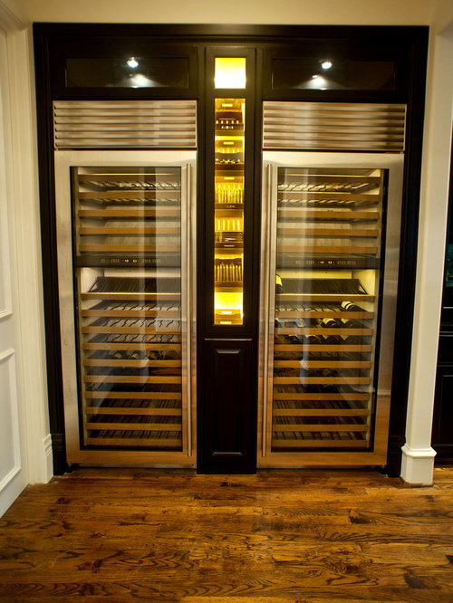 Built In Cigar Humidor Houzz