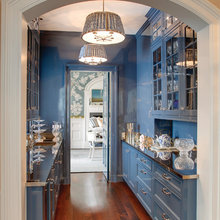 A Butler's Pantry That Serves You