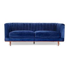 Edloe Finch Furniture Co. - Laurel Velvet Sofa - Sofas