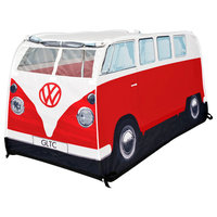 VW Kids Pop Up Play Tent, Red