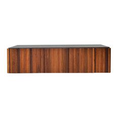Rectagular Salvaged Wood Coffee Table