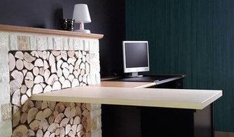 Création et aménagement d'un bureau