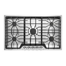 "36"" ADA Compliant Built-In Gas Cooktop"